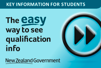 button for easy access to information about this qualification